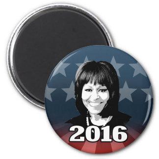 MICHELLE OBAMA 2016 Candidate Fridge Magnet