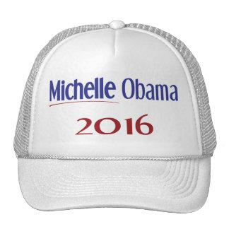 Michelle Obama 2016 Gorros Bordados
