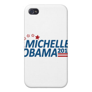 Michelle Obama 2016 iPhone 4/4S Carcasa