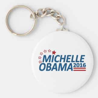 Michelle Obama 2016 Keychain