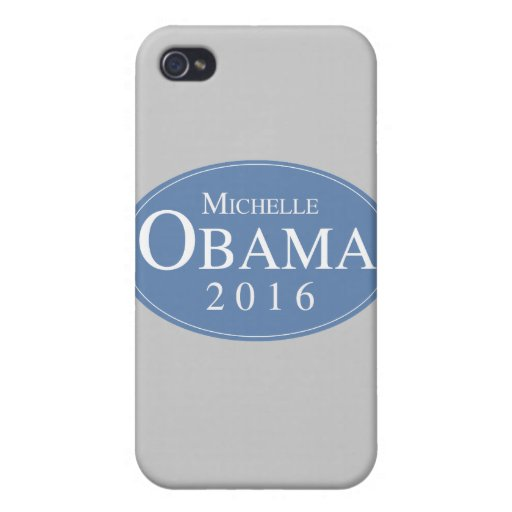 MICHELLE OBAMA 2016 OVALESQUE - .PNG iPhone 4 CÁRCASAS
