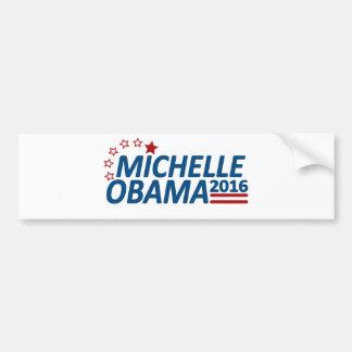 Michelle Obama 2016 Pegatina Para Auto