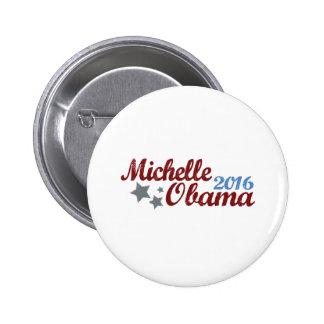 Michelle Obama 2016 Pin