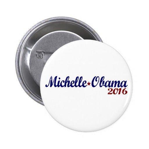 Michelle Obama 2016 Pins