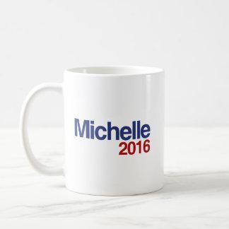 MICHELLE OBAMA 2016.png Coffee Mug
