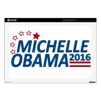 Michelle Obama 2016 Skins For Laptops