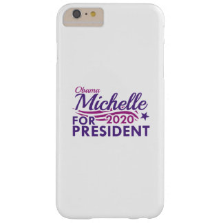 Michelle Obama 2020 Barely There iPhone 6 Plus Case