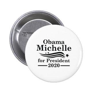 Michelle Obama 2020 Pinback Button