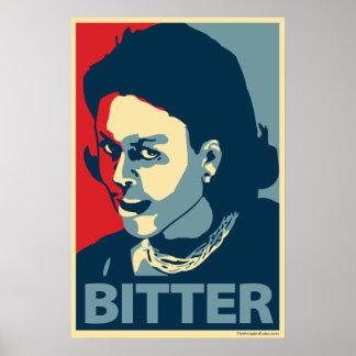 Michelle Obama - amargo Poster de OHP