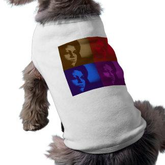 michelle Obama Doggie T-shirt