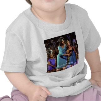 Michelle Obama e hijas Camiseta