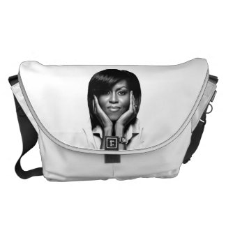 MICHELLE OBAMA FIRST BLACK FIRST LADY bag