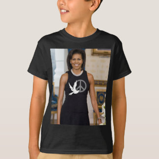 Michelle Obama First Lady of Peace T-Shirt