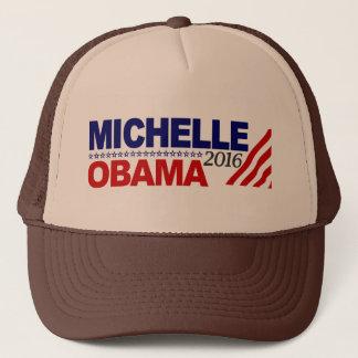 Michelle Obama For President 2016 Trucker Hat