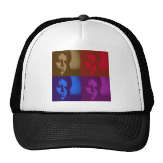 michelle Obama Trucker Hats