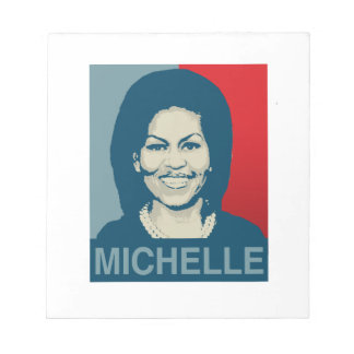 MICHELLE OBAMA HOPE -.png Memo Note Pad