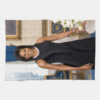 Michelle Obama Kitchen Towels