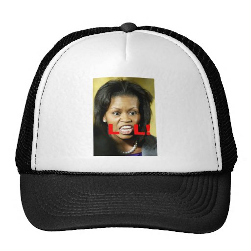Michelle Obama LOL Hat