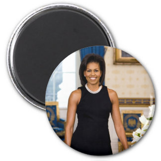 Michelle Obama Magnet