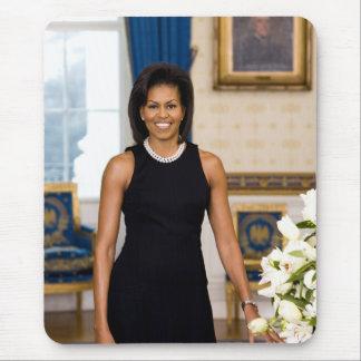 Michelle Obama Mousepad Tapetes De Ratones