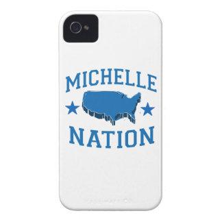 MICHELLE OBAMA NATION png Case-Mate Blackberry Case