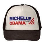 Michelle Obama para el presidente 2016 Gorras