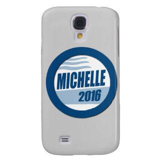 MICHELLE OBAMA PARA el PRESIDENTE 2016.png Funda Para Galaxy S4