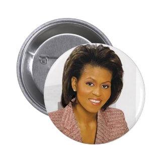 Michelle obama pin