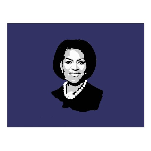 Michelle Obama Postal