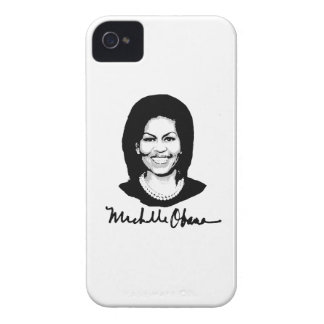 MICHELLE OBAMA SIGNATURE.png Blackberry Bold Case
