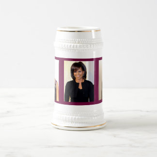 MICHELLE OBAMA stein Coffee Mug