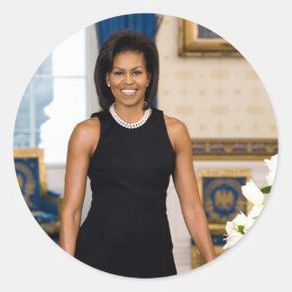 Michelle Obama Sticker