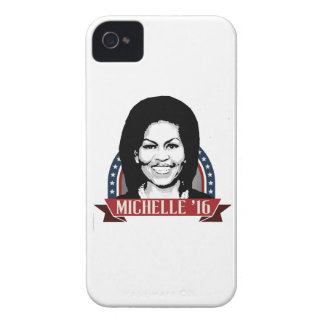 MICHELLE OBAMA TO RUN IN 2016 -.png Blackberry Case