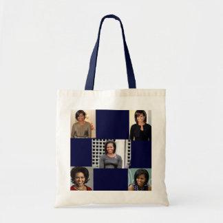 MICHELLE OBAMA TOTE bag