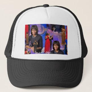 Michelle Obama Trucker Hat