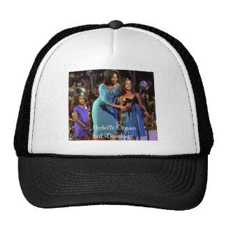 Michelle Obama y. Hijas Gorra