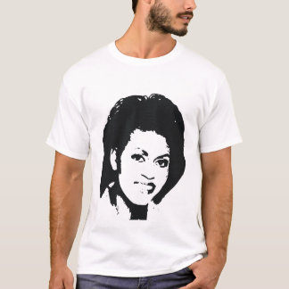 Michelle Obama's Beautiful Face. T-Shirt