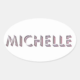 Michelle sticker