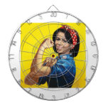 MICHELLE THE RIVETER -.png Dartboards