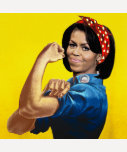 MICHELLE THE RIVETER SHIRTS