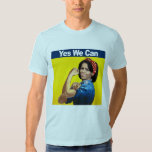 MICHELLE THE RIVETER - YES WE CAN.png T Shirts