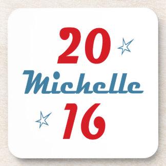 MICHELLE TWENTY SIXTEEN.png Coaster