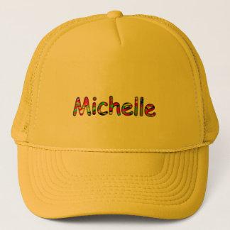 Michelle's cap