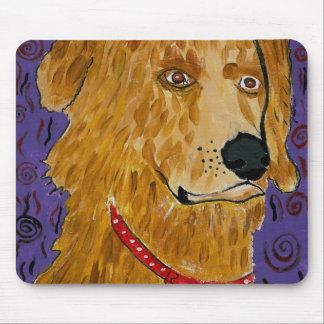 Michelle's Dog's Mousepad