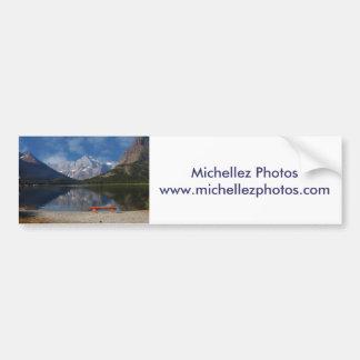 Michellez Photos Bumper sticker