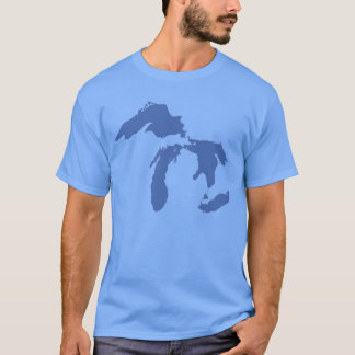 Michgan, Great Lakes Shirt