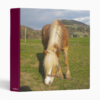 michi- grasend 3 ring binder