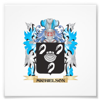 Michielson Coat of Arms - Family Crest Photo
