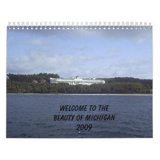 Michigan 2009 Calendar