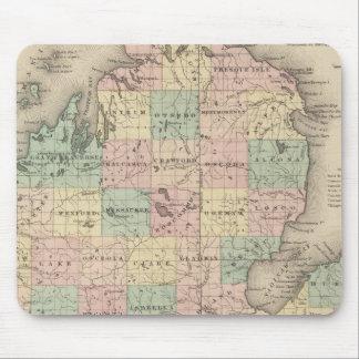Michigan 3 mouse pad